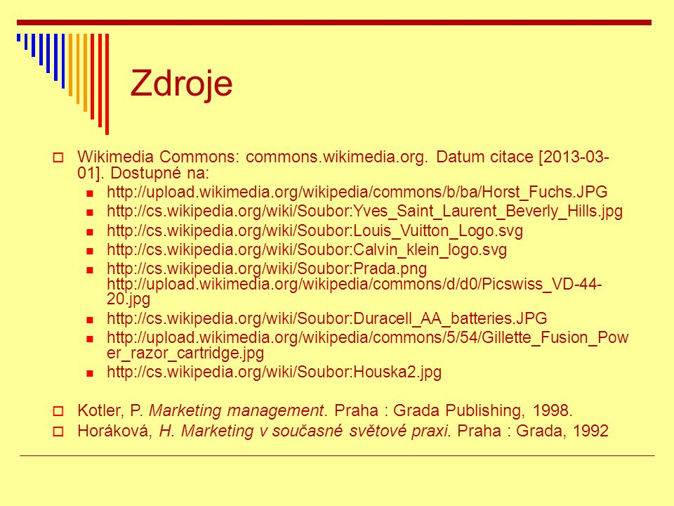 Zdroje Wikimedia Commons: commons.wikimedia.org. Datum citace [2013-03-01]. Dostupné na: